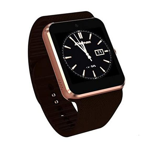 NEW 3G QW08 Smart Watch 1.54 inch Screen Android 4.4 MTK6572 1.2GHz Dual Core 512MB