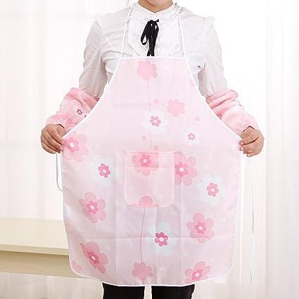 GAIHU Kit de limpieza de hogar cocina Antifouling Anti-aceite alrededor de la cintura y