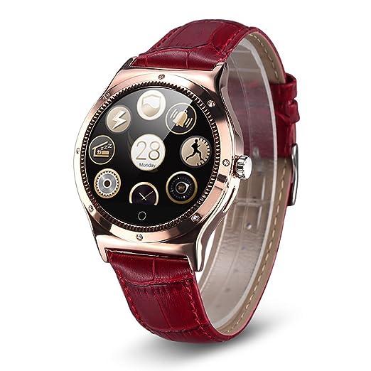 8 opinioni per Rwatch R11S Orologio Bluetooth Smart Watch (Infrarosso Telecomando, Monitor del
