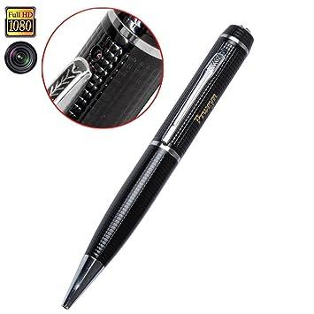 Spy Camera Pen Full HD 1080P Hidden Camcorder PrweynR Video Recorder DVR