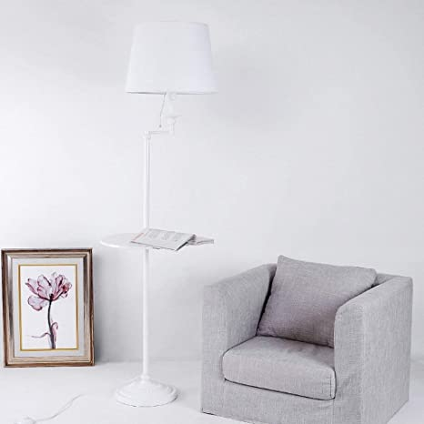 Amazon.com: DEED Floor Lamp-Led Creative American Floor ...