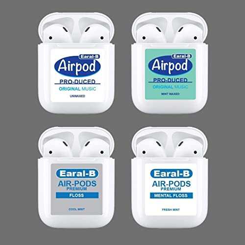 finest selection 29e5b 54782 Apple AirPod Case Decal - Dental Floss