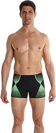 Speedo Fit Pinnacle Aqua - Bañador para Hombre