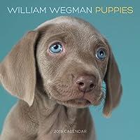 William Wegman Puppies 2019 Calendar