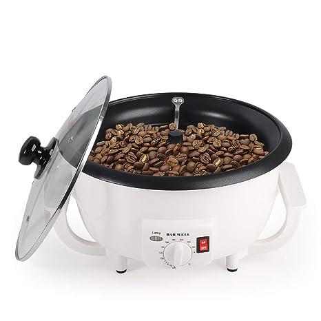 Amazon.com: Cafetera eléctrica de 110 V para asar granos de ...