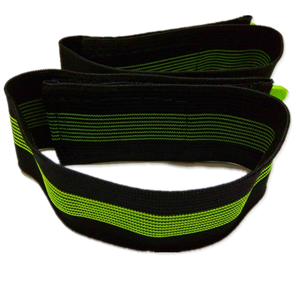 1pair Bike Bicycle Reflective Velcro Ankle Leg Bind Pant Bands Clip Strap Outdoor LevenLi