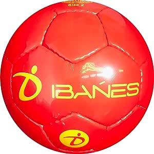 IBANES SPORTS Balones de Entrenamiento y Partido de fútbol para ...