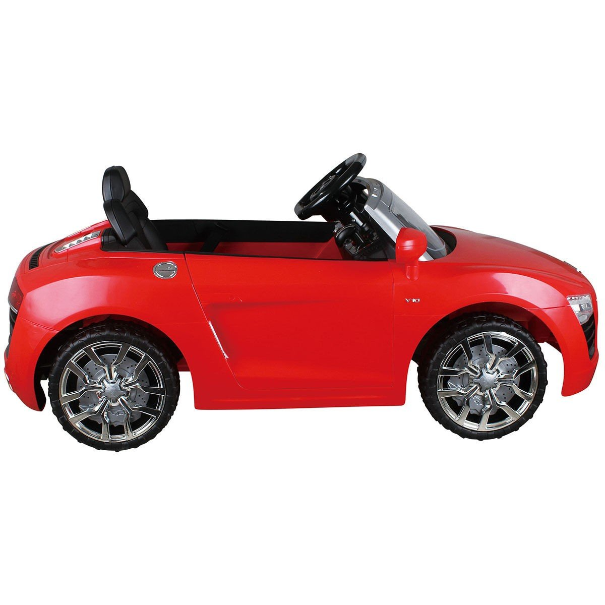 Amazon.com: Audi R8 Spyder 12 V Electric Kids Ride On Car ...