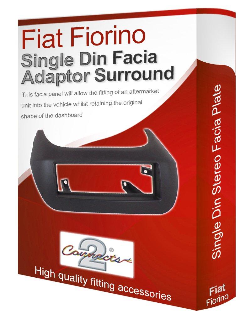 Fiat Fiorino Conects2 Adaptador de Radio//Reproductor de CD para el salpicadero