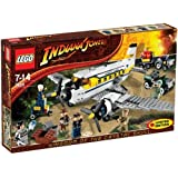 LEGO Indiana Jones: Peril Dans Peru édition Limitée Jeu De Construction 7628