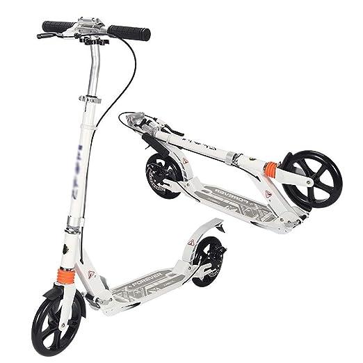 Patinete Adultos, Big Wheel Kick Scooter, Youth Adult ...