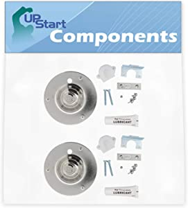 2-Pack 5303281153 Rear Drum Bearing Repair Kit Replacement for Frigidaire Dryers - Compatible with Part Number AP2142648, 1851, 3281153, 5304459240, 85-852, AH459829, DE724, EA459829, PS459829