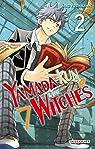 Yamada Kun & the 7 Witches, tome 2 par Yoshikawa