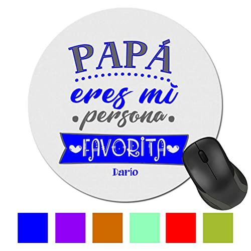 Alfombrilla Ratón Papá/Padre/Personalizada/Hombre/Chico ...