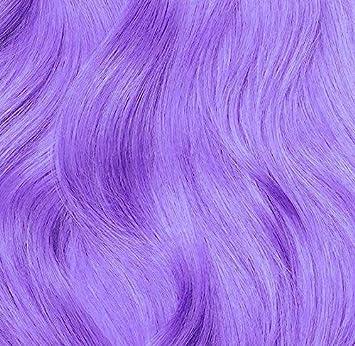 Iris Purple, tinte para el cabello semi permanente violeta - 118 ml - Lunar Tides