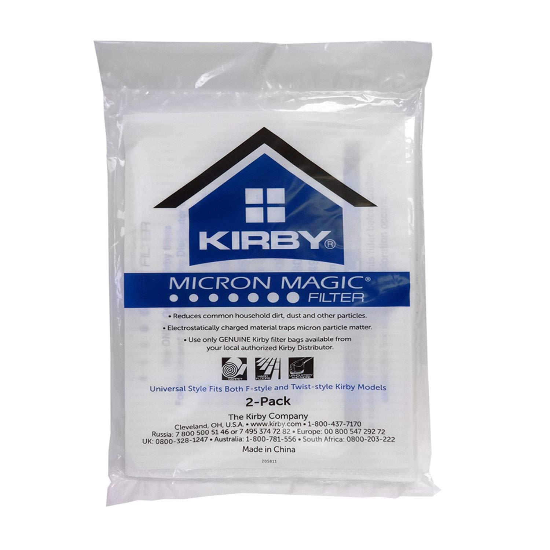Kirby alérgenos reducción bolsas de vacío, 2 unidades ...