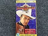 John Wayne 3 Video Collectors Set [VHS]