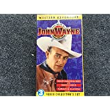 John Wayne 3 Video Collectors Set