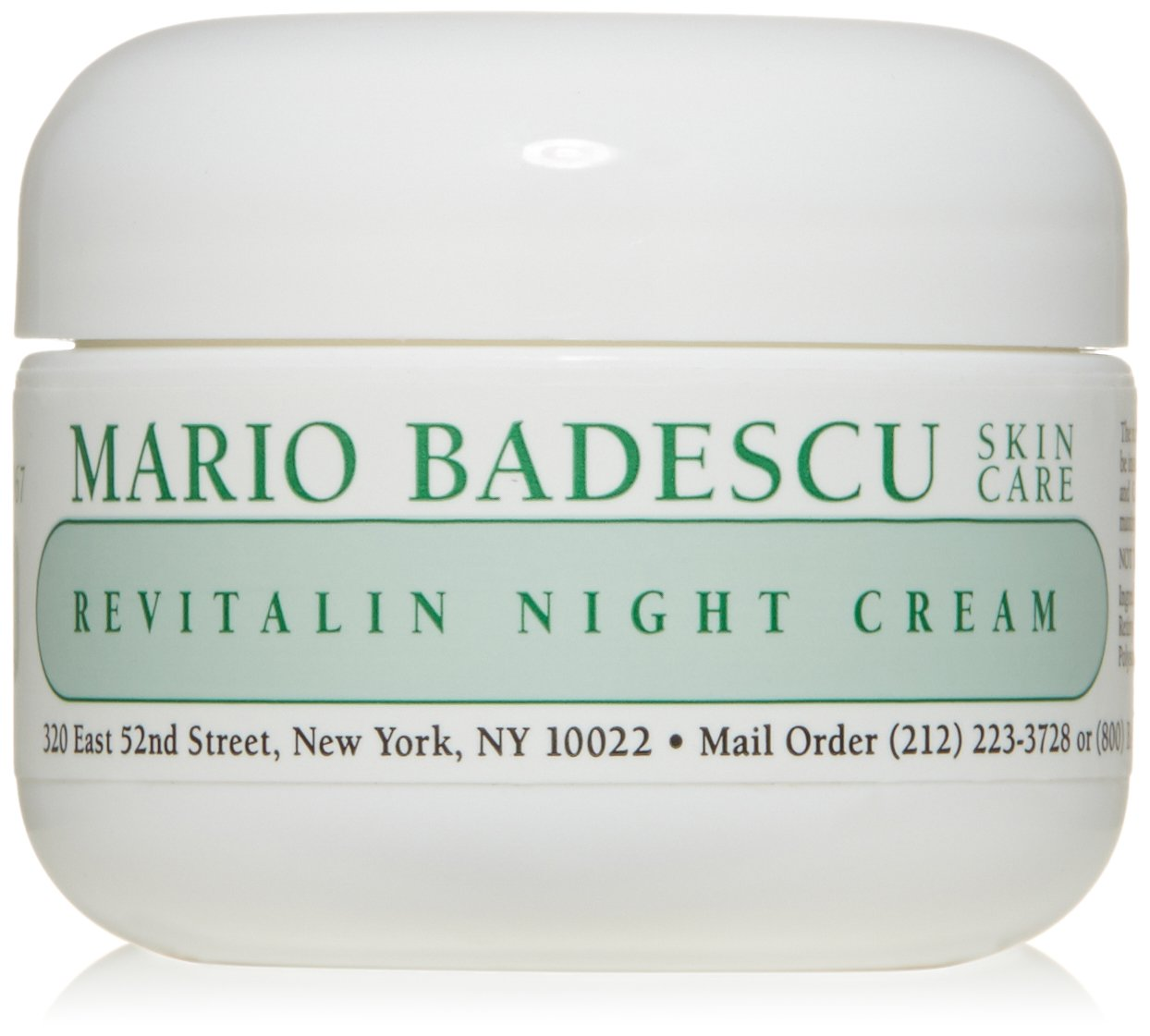 Mario Badescu Revitalin Night Cream, 1 oz.