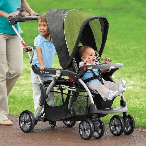 Elite Sit n Stand EX Stroller, Baby & Kids Zone