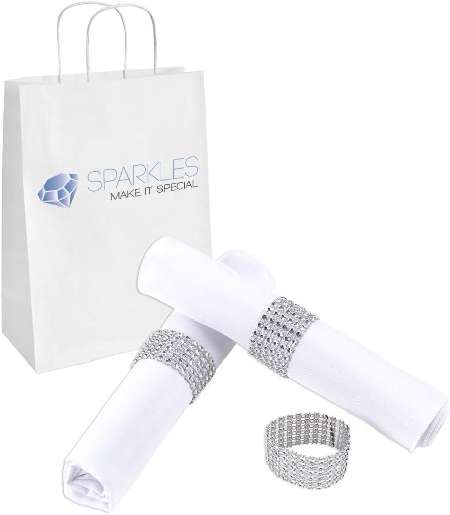 Amazon Com Sparkles Make It Special 100 Pcs Rhinestone Diamond