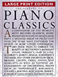 img - for The Library of Piano Classics - Large Print Edition book / textbook / text book