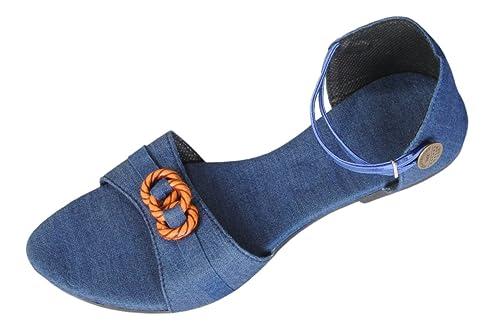 b2062c3e061 RNJC Latest Collection Cute Pretty Purple Blue Fashionable Casual Women s  Footwear