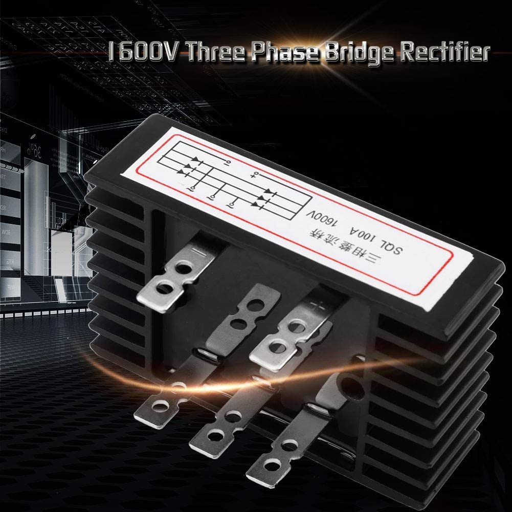gaixample.org Stable Diode Bridge Durable for Home 3 Phase ...