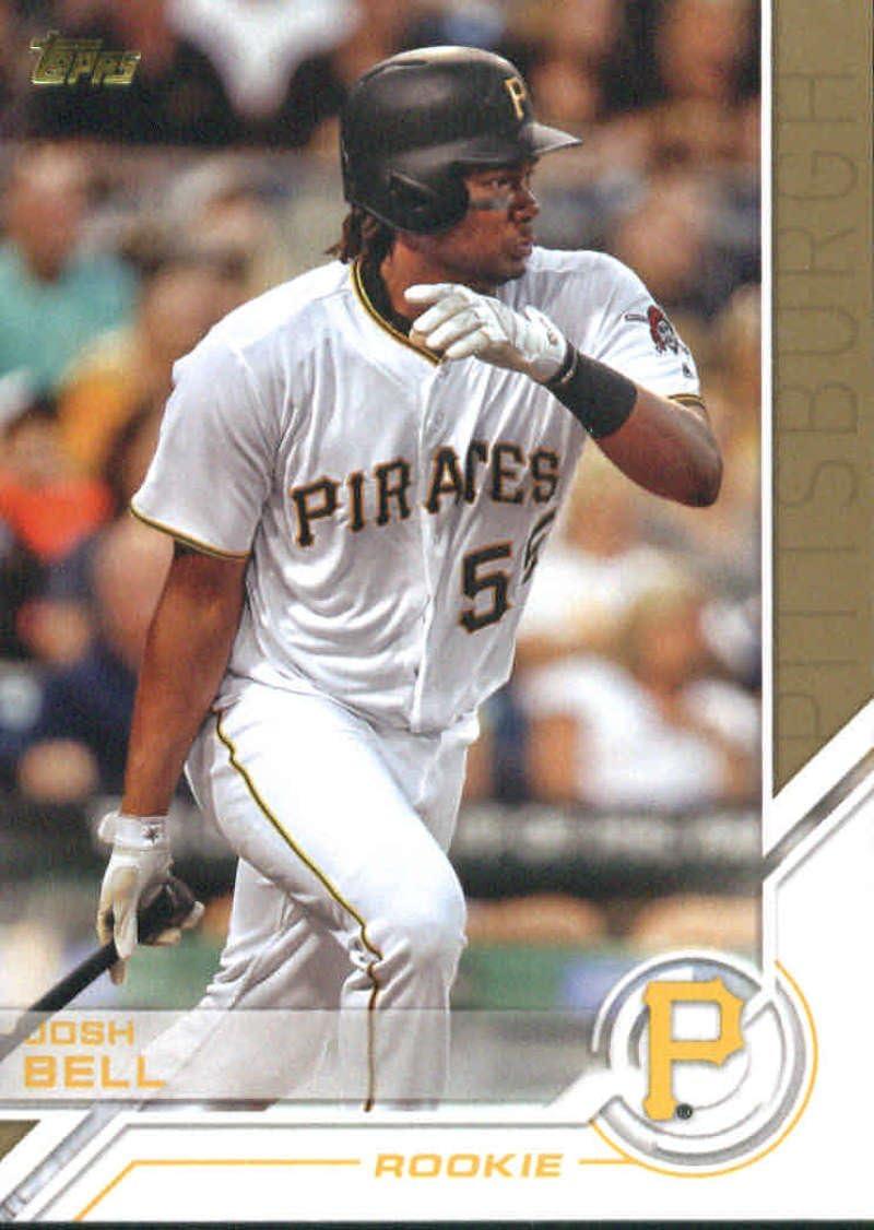 2017 Topps Series 1 Topps Salute RC Josh Bell S-68 Pittsburgh Pirates