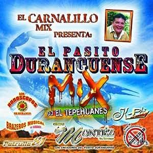 Pasito Duranguense Mix