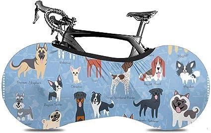 LisaArticles - Funda para Ruedas de Bicicleta, diseño de Animales ...