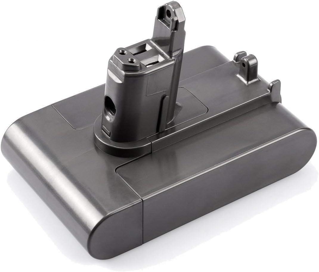 Dtk® Batería de Repuesto 2000mAh 22.2v para Dyson Cordless DC44 animal batería DC34 DC35 Vacío Clearner (Sólo ajuste tipo B, No apto tipo A)