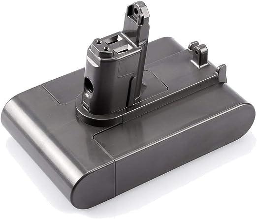 Dtk® Batería de Repuesto 2000mAh 22.2v para Dyson Cordless DC44 ...