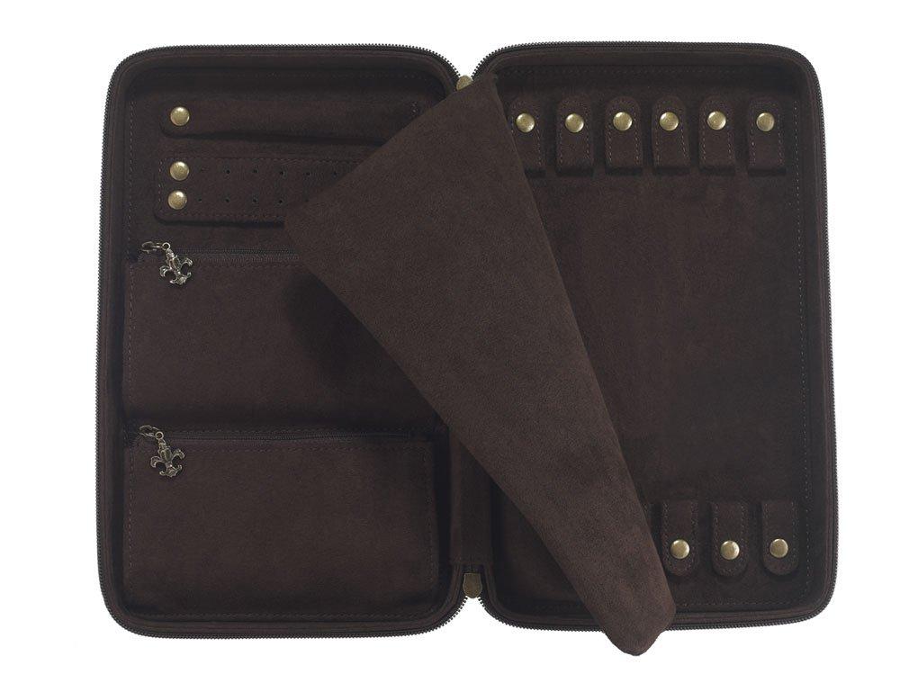 Travel Case - Brown