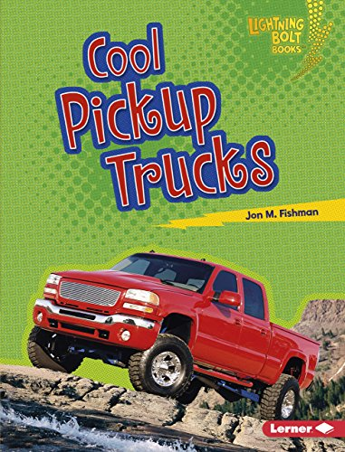 (Cool Pickup Trucks (Lightning Bolt Books ® - Awesome Rides))