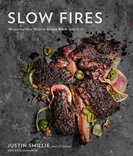 Slow Fires: Mastering New Ways to Braise, Roast, and Grill (Seared Scallops)