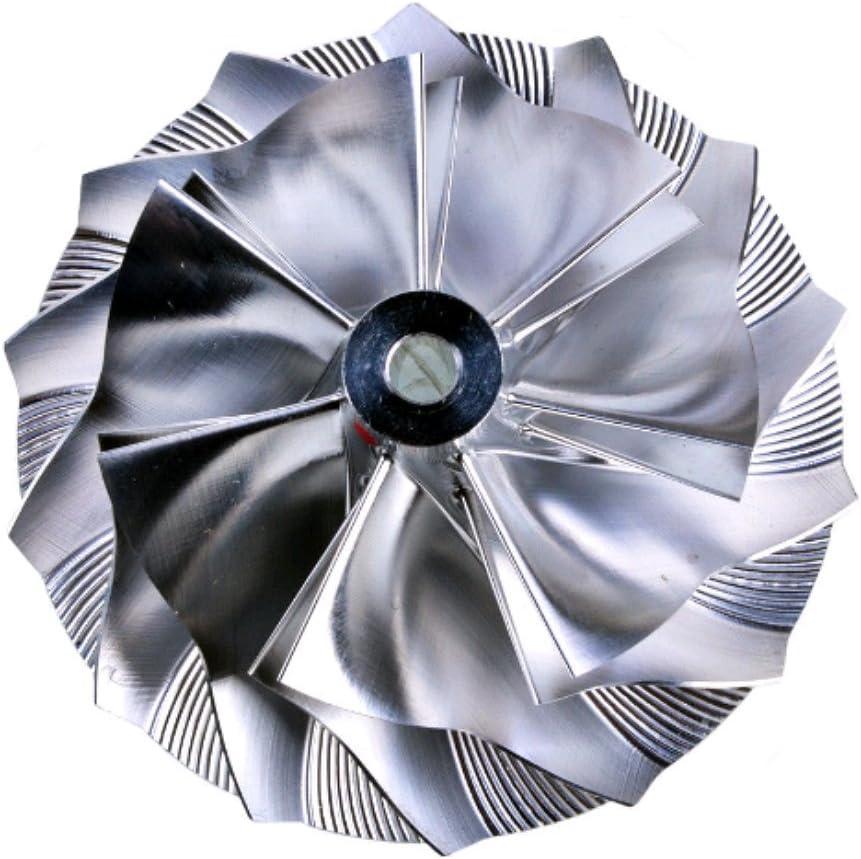 44.92//56.08 Kinugawa Turbo Billet Compressor Wheel GARRETT GT28 7+7