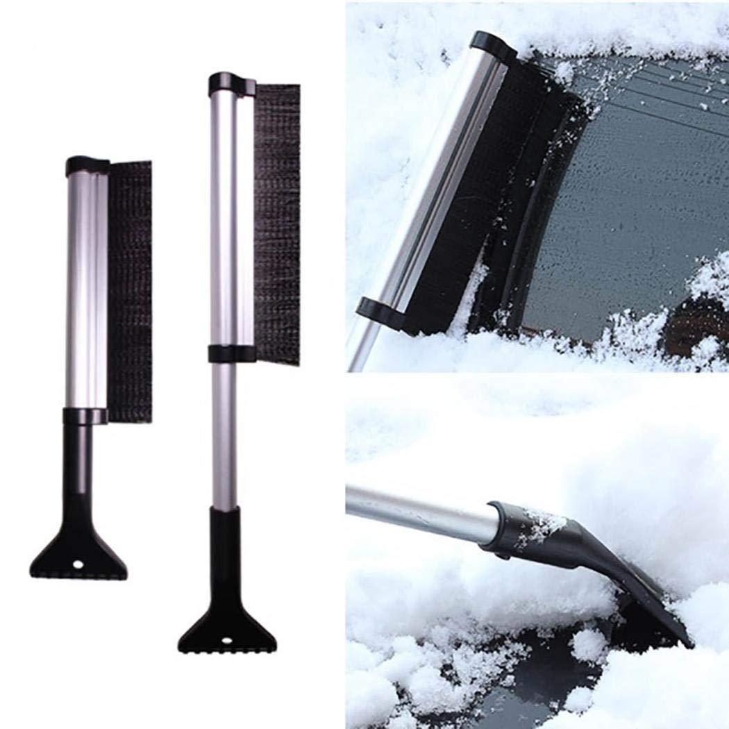 Zimrio Attrezzo Esterno Multifunzionale della Neve della Pala da Neve della Maniglia della Pala allaperto della Neve Automobile Attrezzi per Parabrezza