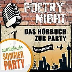 Das Hörbuch zur Poetry Night