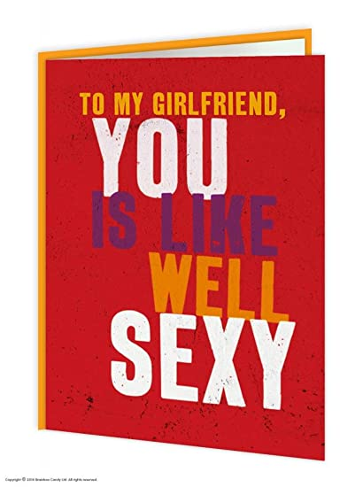 Amazon Brainbox Candy Funny Humorous Girlfriend Well Sexy