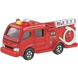 トミカ №041モリタ ポンプ消防車 (箱)
