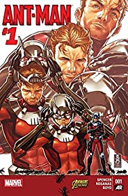 Ant-Man (2015) #1 (English Edition)