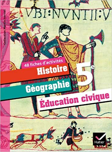 Histoire Geographie Et Education Civique 5eme Ed 2010