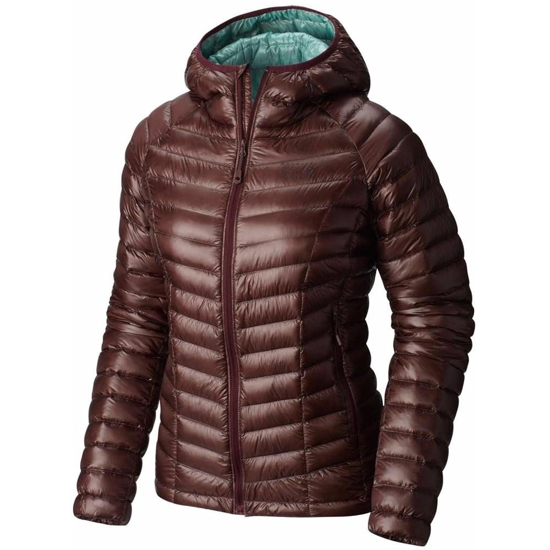 (マウンテンハードウェア) Mountain Hardwear レディース アウター ダウンジャケット Ghost Whisperer Down Hooded Jacket [並行輸入品] B076HPBG2G