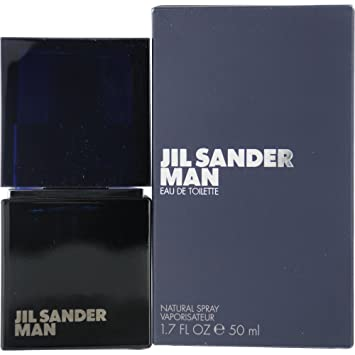 b5986d9fb Amazon.com   Man Eau De Toilette Spray by Jil Sander