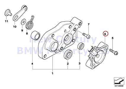 amazon com bmw genuine motorcycle potentiometer with wire a15 a40 r BMW Schematic Diagram