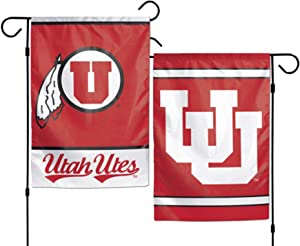 "WinCraft Utah Utes 12""x18"" Garden Flag"
