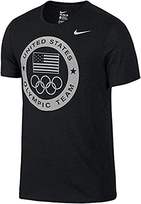 b9965168ef4ac Team USA Dri-Blend Logo Performance T-Shirt