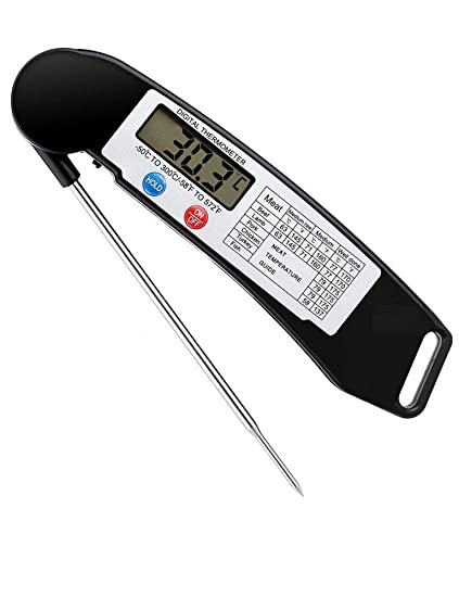 Amazoncom Meat Thermometer Cooking Thermometer Instant Read
