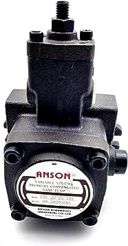 PVF-40-55-10 Low Pressure,Outlet Flow:40L//min,Max Speed:1800rpm PVF Series Single Variable Vane Pumps PVF-40-20-10 PVF-40-35-10 PVF-40-55-10 PVF-40-70-10 CAST Iron Hydraulic Oil Pump